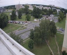 Hradec Králové – křižovatka Mileta