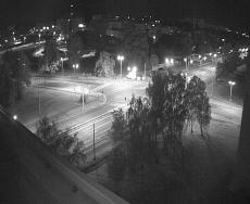 Hotel Academic - křižovatka Mileta